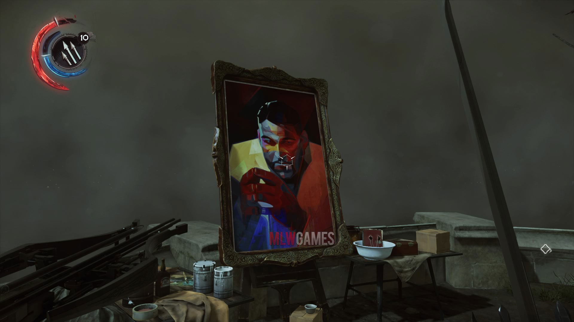 dishonored 2 guide art collector painting - Painting Games 2