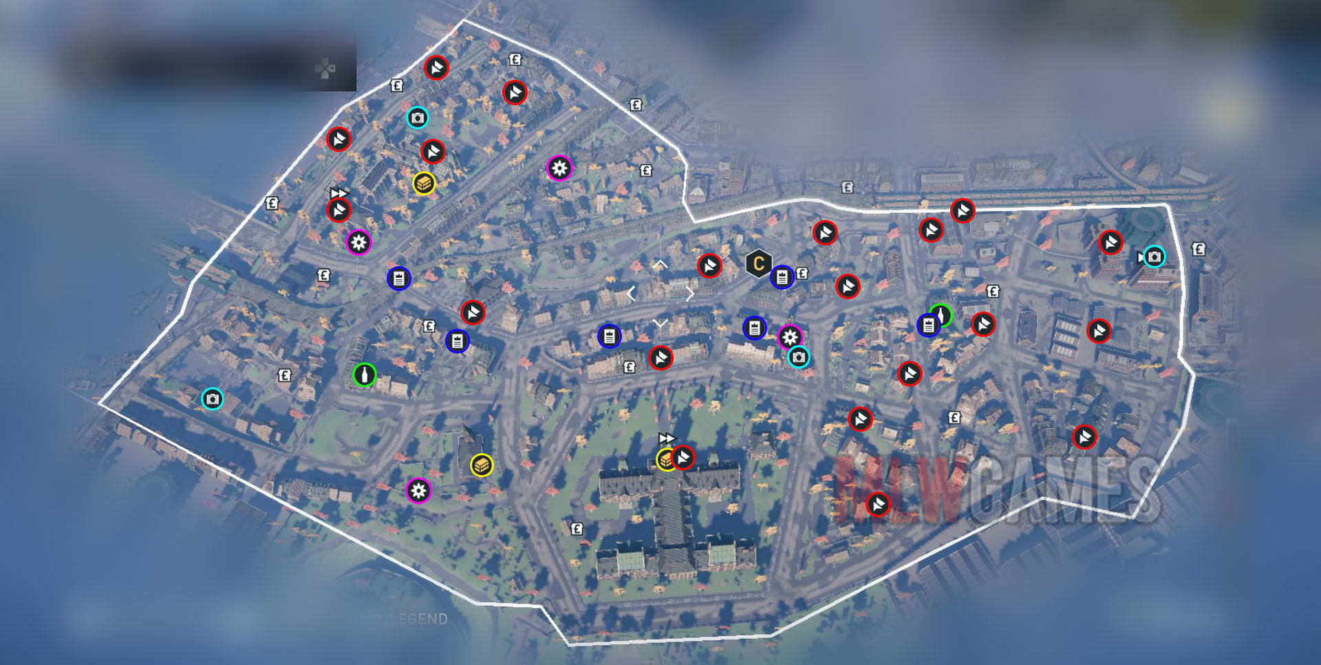 Lambeth Collectibles Location Guide Assasin S Creed Syndicate