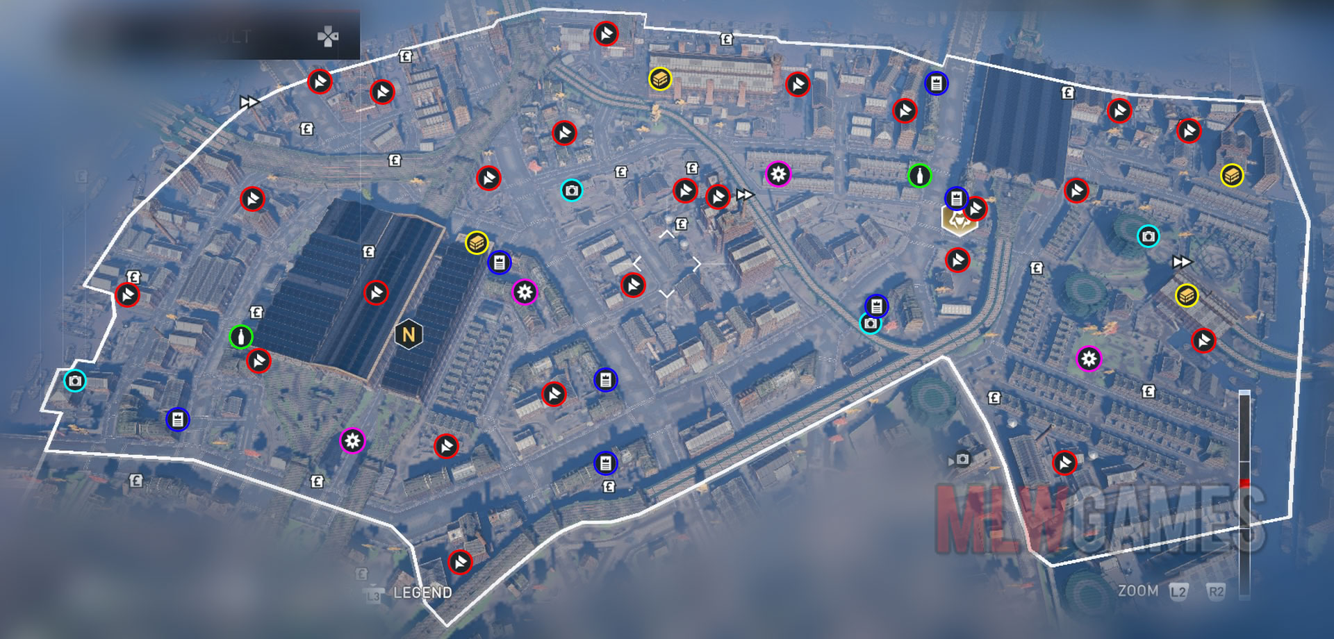 Southwark Collectibles Location Guide Assasin S Creed Syndicate
