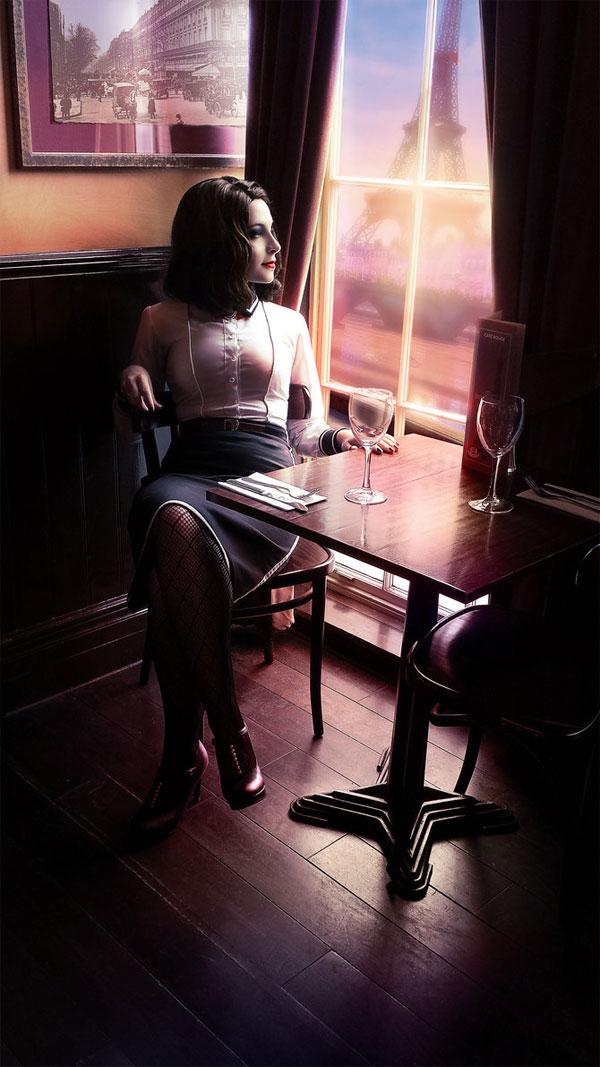 BioShock Infinite Cosplay I Miss Paris