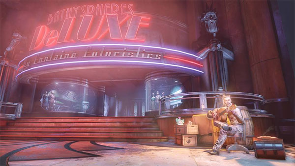 Burial at Sea Screenshot 1