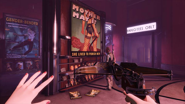 Burial at Sea Screenshot 3