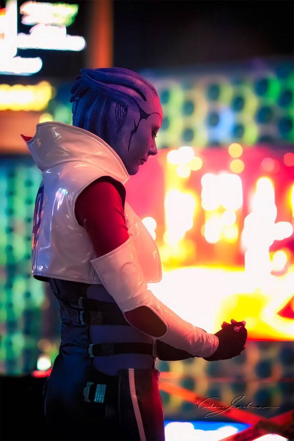 Mass Effect Cosplay: 10
