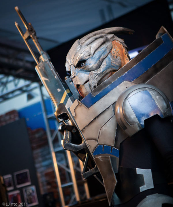 Mass Effect Cosplay: 13