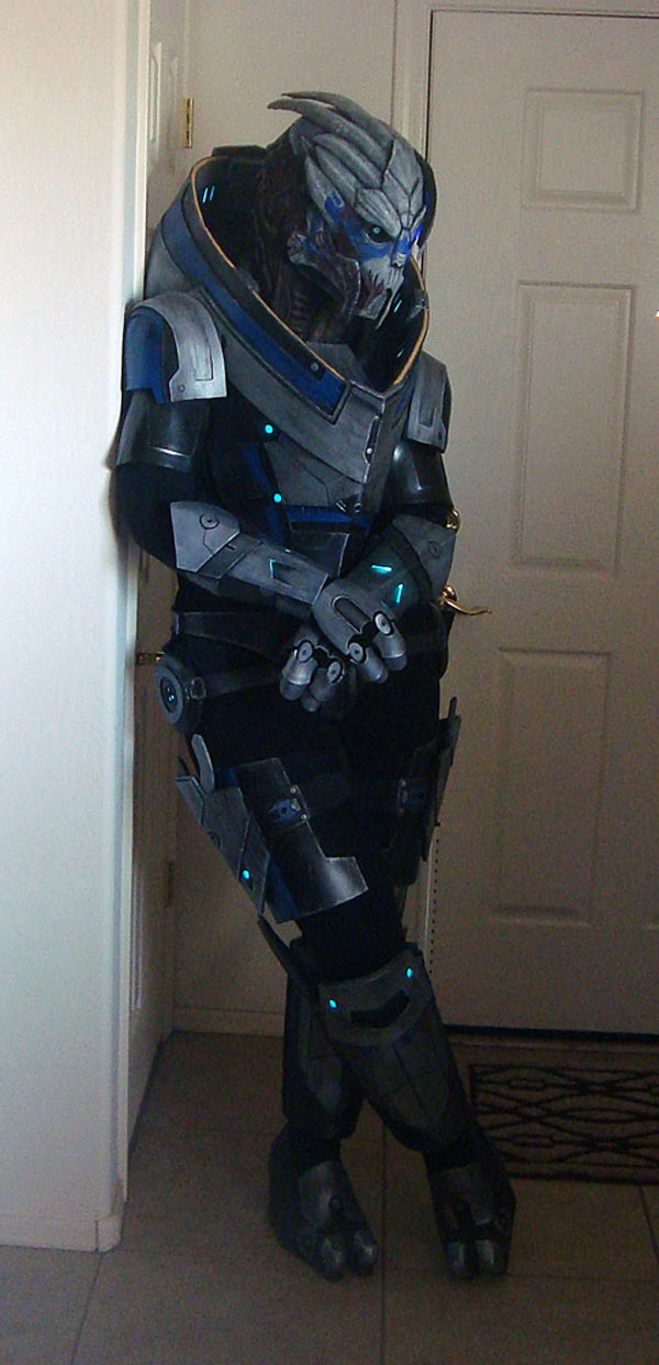 Mass Effect Cosplay: 14