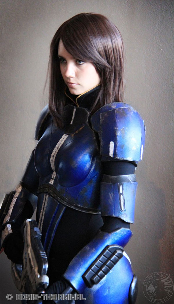 Mass Effect Cosplay: 17