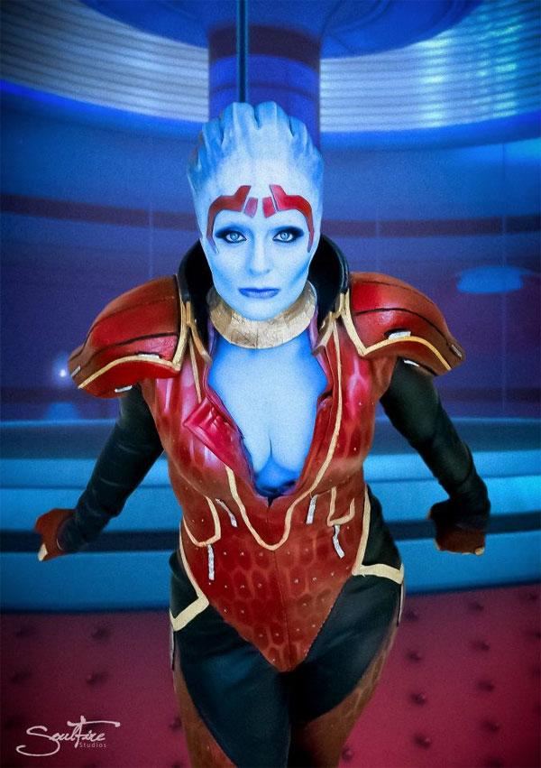 Mass Effect Cosplay: 3