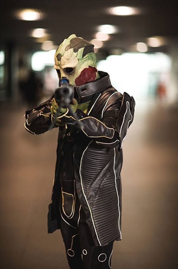 Mass Effect Cosplay: 4