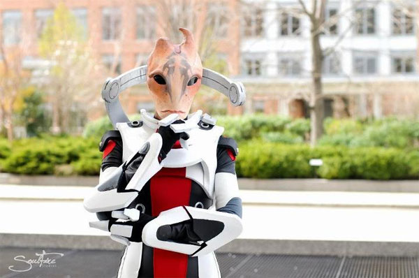 Mass Effect Cosplay: 8