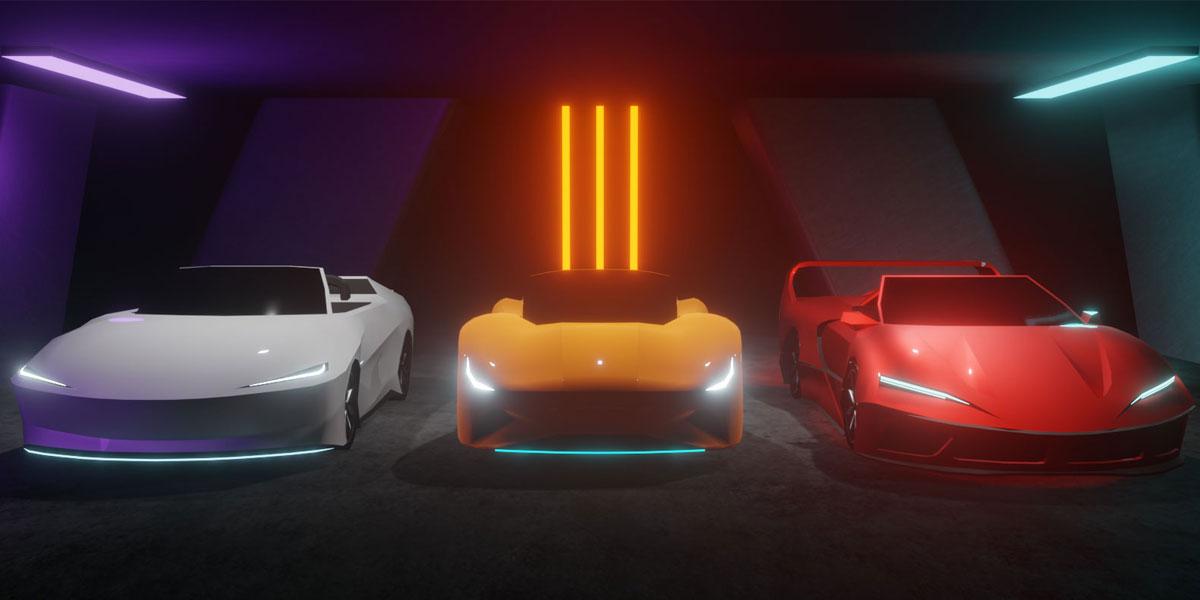 Electric cars of Devon Racer