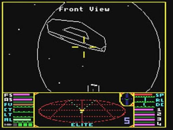 Elite game 1984