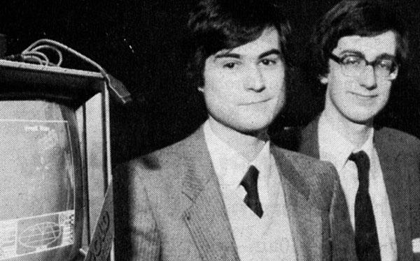 David Braben and Ian Bell - Elite