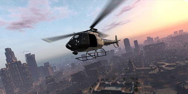 GTA 5 Screenshot 1