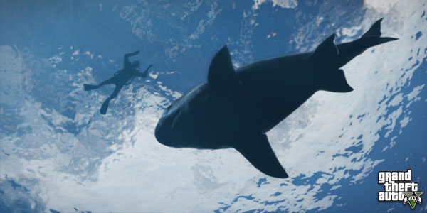 GTA 5 Shark
