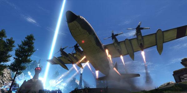 Renegade X NOD Cargo Plane