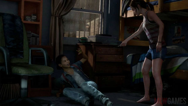 The Last of Us Left Behind Screenshot 2