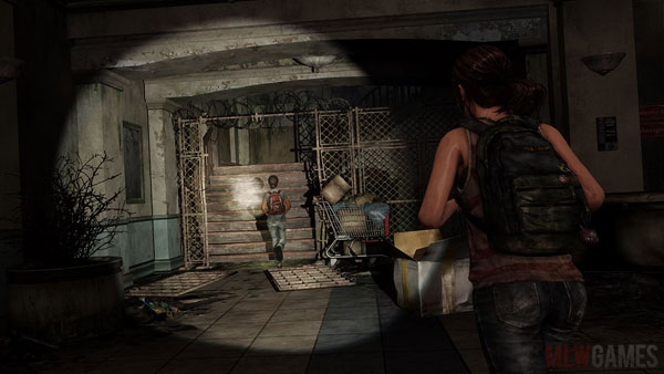 The Last of Us Left Behind Screenshot 8