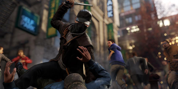 Watch Dogs Screenshot 4