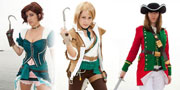 Assassin's Creed 3 Multiplayer Cosplay (SDCC)