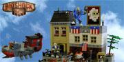 BioShock Infinite Lego