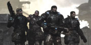 Gears of War 2 - KoTH boosting vs Playing