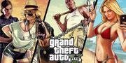 Grand Theft Auto V Map