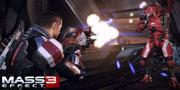 New Mass Effect 3 Screenshots and Video