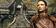 Skyrim has 'attractive women'