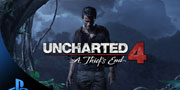 Uncharted 4: PS4 Exclusive