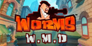 Worms W.M.D - Wonderful Multiplayer Destruction!