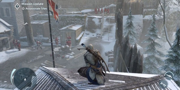 E3 Assassin S Creed 3 Frontier Gameplay Mlw Games